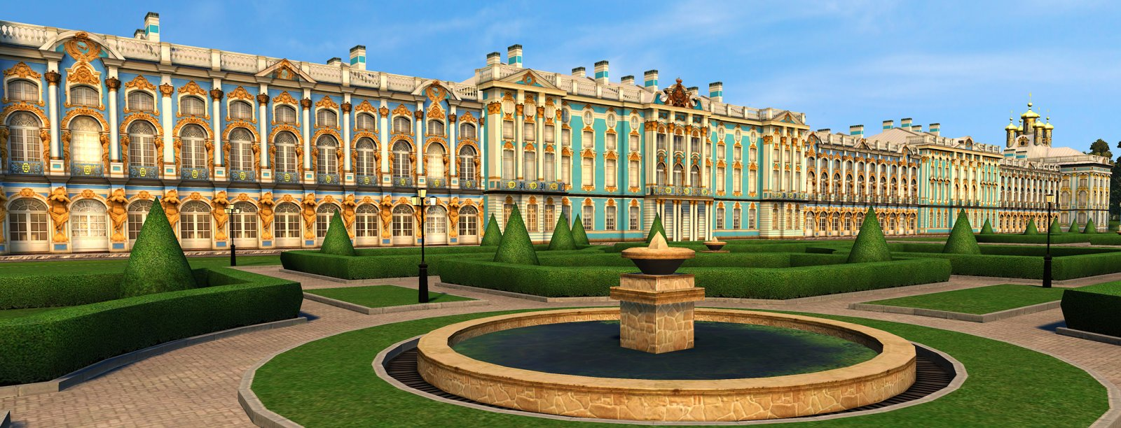 Екатерининский дворец задний двор.jpg