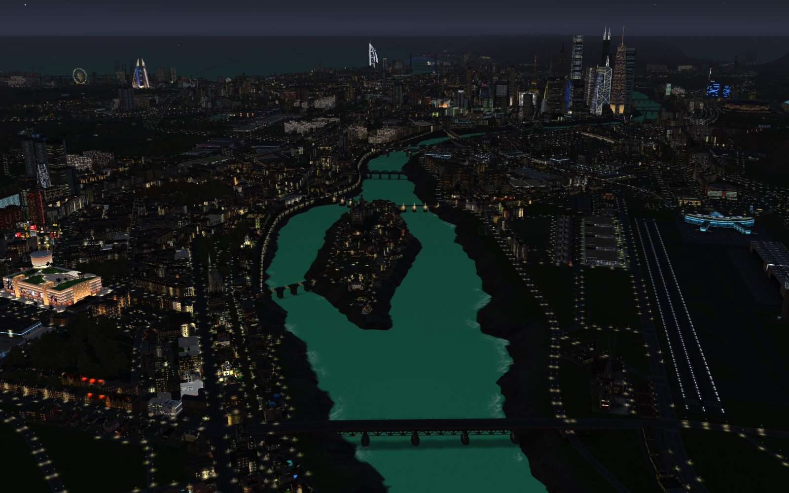 North Plane View Night.jpg