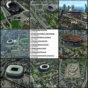 Stadium Compilation of the N.U.R.