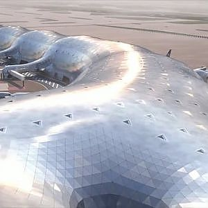 Norman Foster: New International Airport for Mexico City RIBA, Nov 2015 on Vimeo