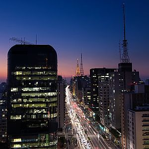 TIMELAPSE SÃO PAULO IN MOTION - YouTube