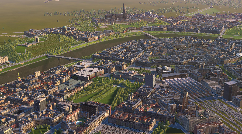 cityafricas growing cities - HD2974×1653