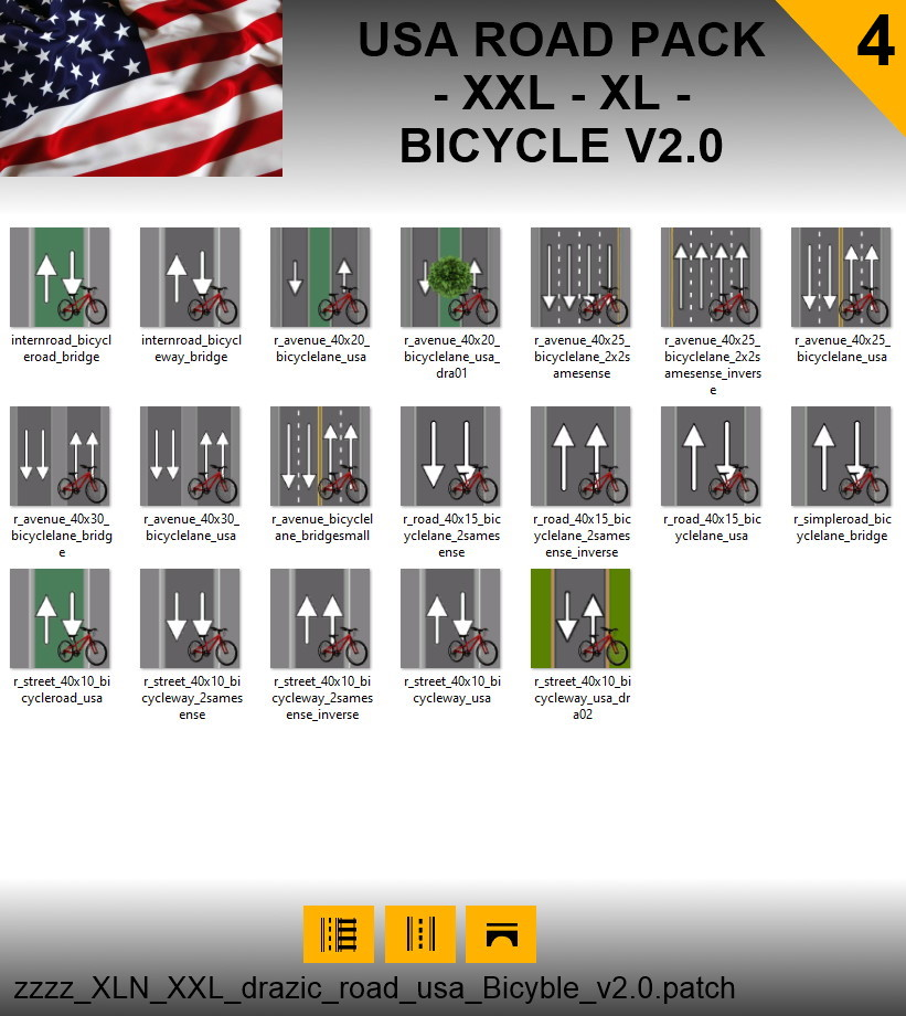 Vignette USA ROAD PACK BICYCLE V2.0.jpg